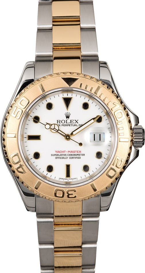 Rolex Yacht-Master 16623WSO Two-Tone Oyster