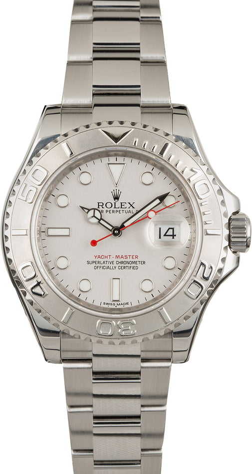 Rolex Yacht-Master 116622 Stainless Steel Band