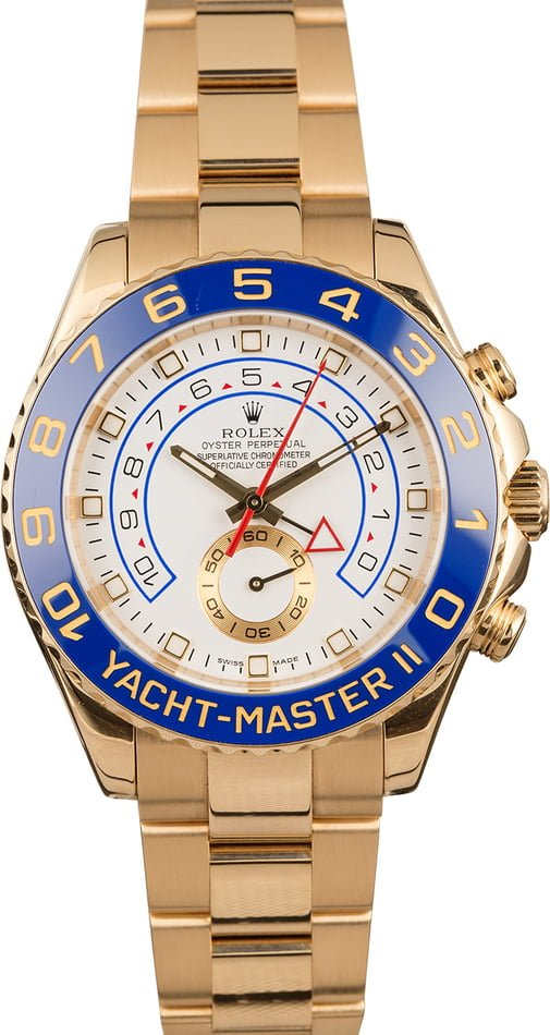 Pre Owned Rolex Yacht-Master II Ref 116688