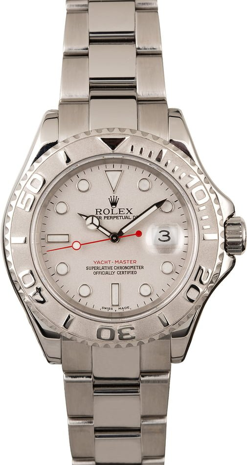 Rolex Yacht-Master 16622 PreOwned Watch