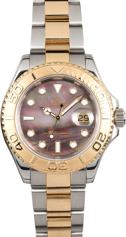 Rolex Yacht-Master 16623 Mother Of Pearl