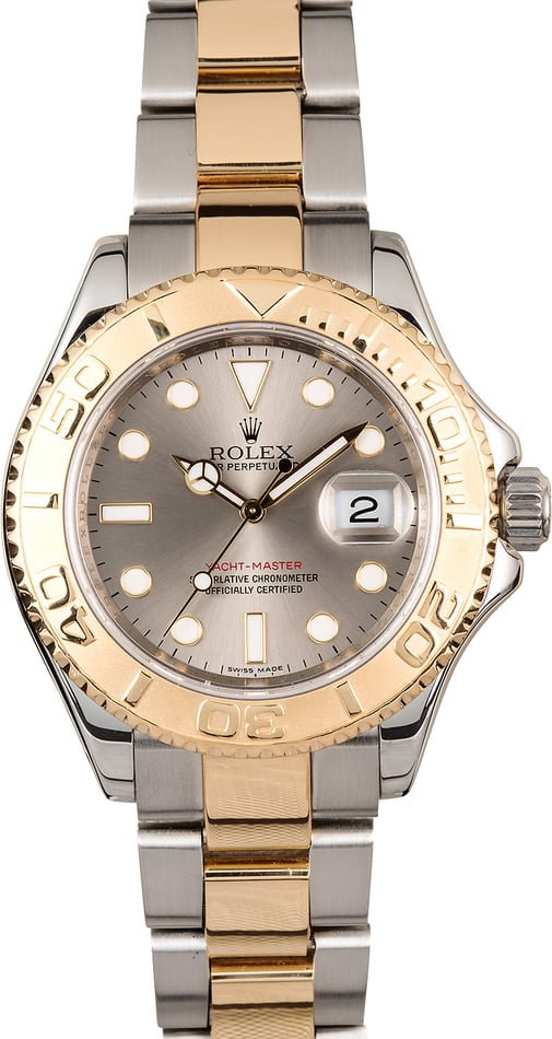 Rolex Yacht-Master 16623 Slate Dial
