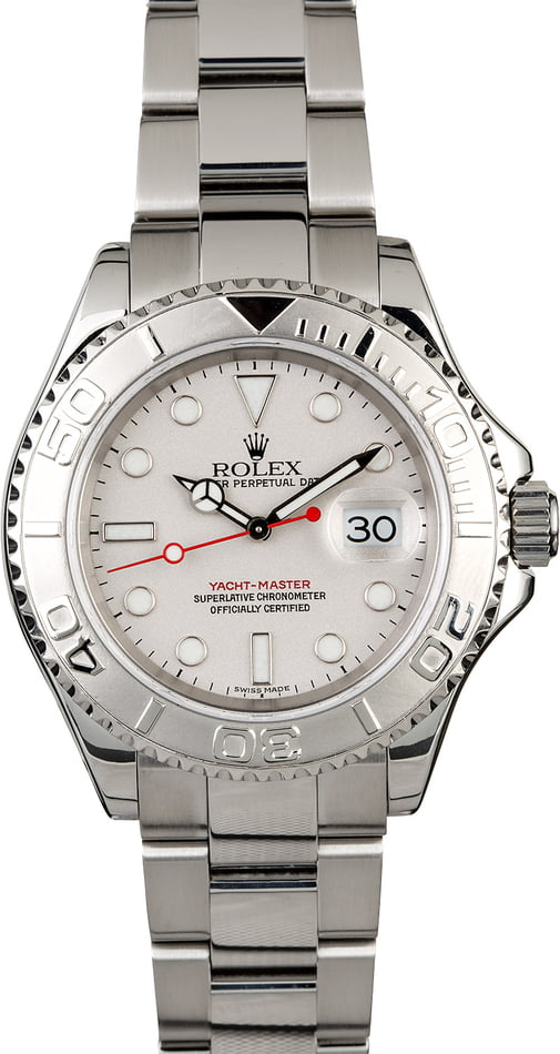 Rolex Yacht-Master 16622 Luminescent Dial