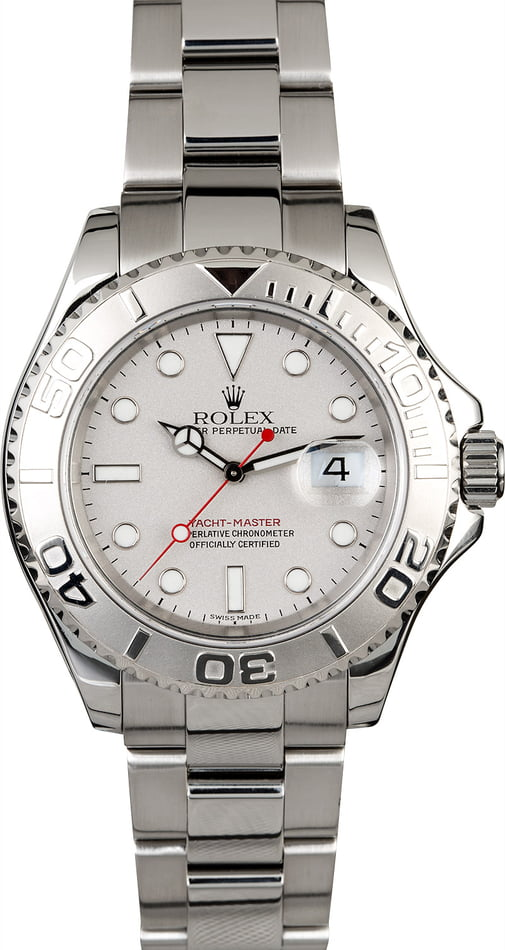 Rolex Yacht-Master 16622 PreOwned Men's Watch