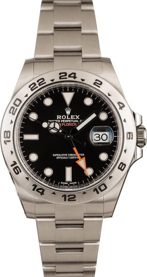 Rolex Explorer II 216570 42mm