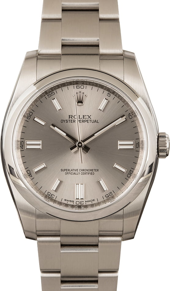 138783 x Used Rolex Oyster Perpetual 116000