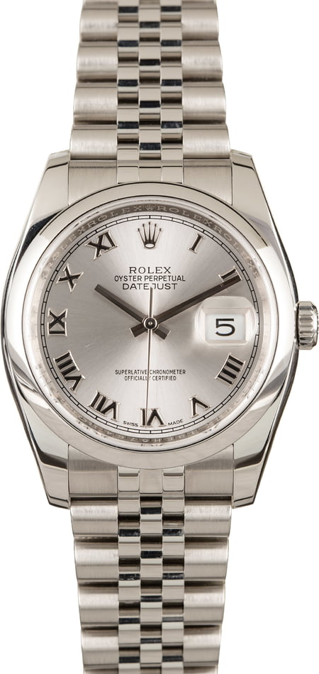Rolex Datejust 116200 Oyster Perpetual