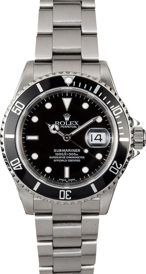 Submariner Rolex 16610 40MM Case
