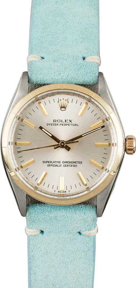 PreOwned Oyster Perpetual Rolex 1003
