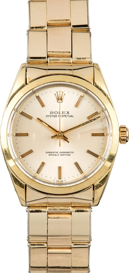 Vintage Rolex Oyster Perpetual 1024