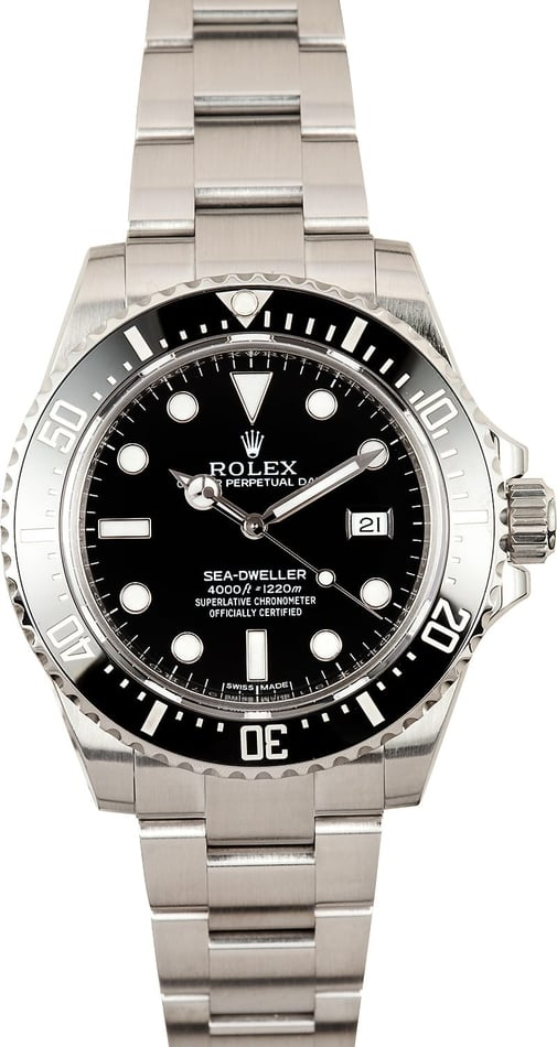 Rolex Ceramic Sea-Dweller 116600
