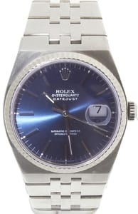 Used Men's Rolex DateJust Thunderbird Watch 116263 at Bob's Watches