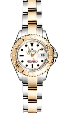 Ladies Yachtmaster Watches