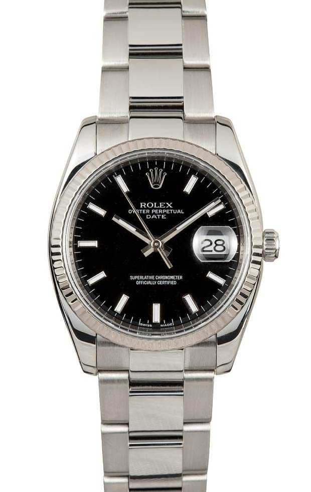 Rolex Date Watches