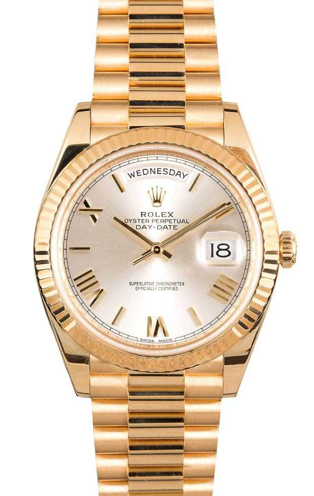Real Gold Watches Canada