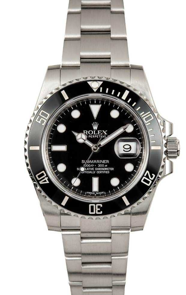 Rolex Watch Mens New
