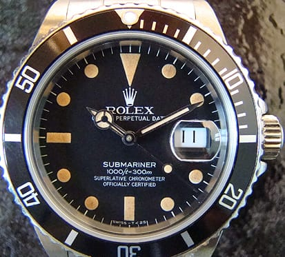 submariner watch 16800