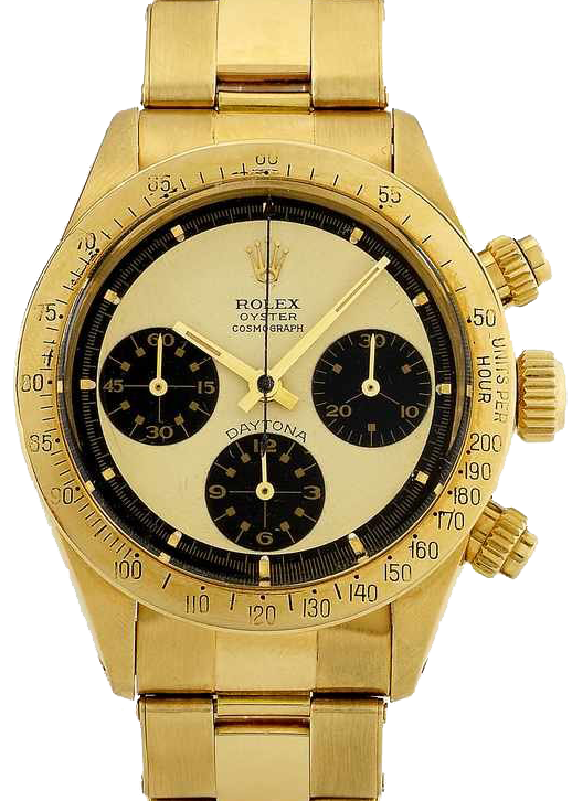 gold paul newman rolex reference 6265