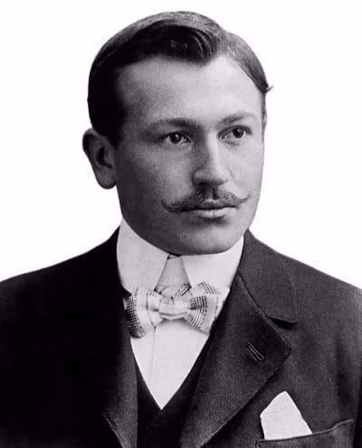 Hans Wisldorf Founder of Rolex