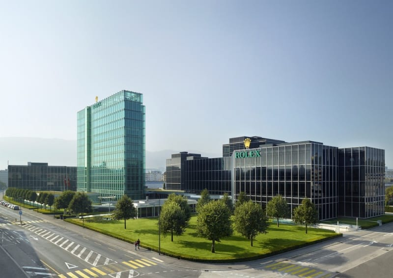 Rolex SA Headquarters