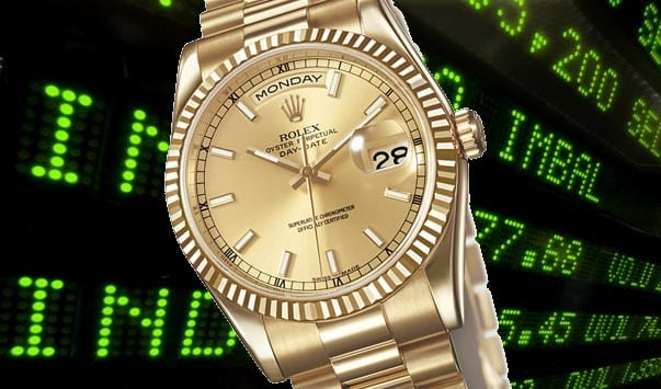 The Rolex Exchange at Bob's Watches