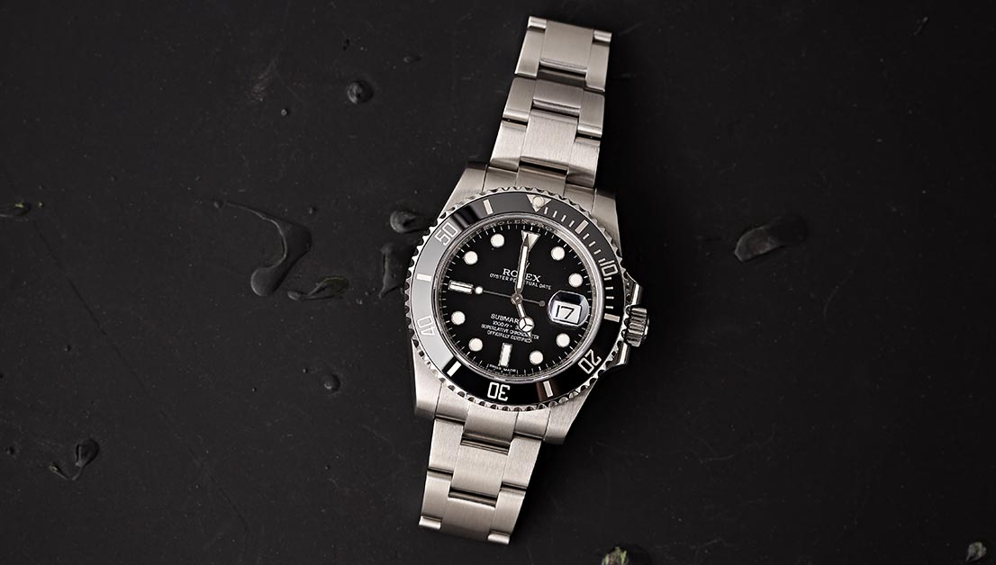 dive watch rolex submariner