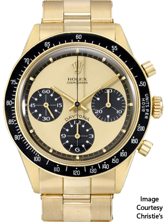 gold paul newman rolex reference 6264