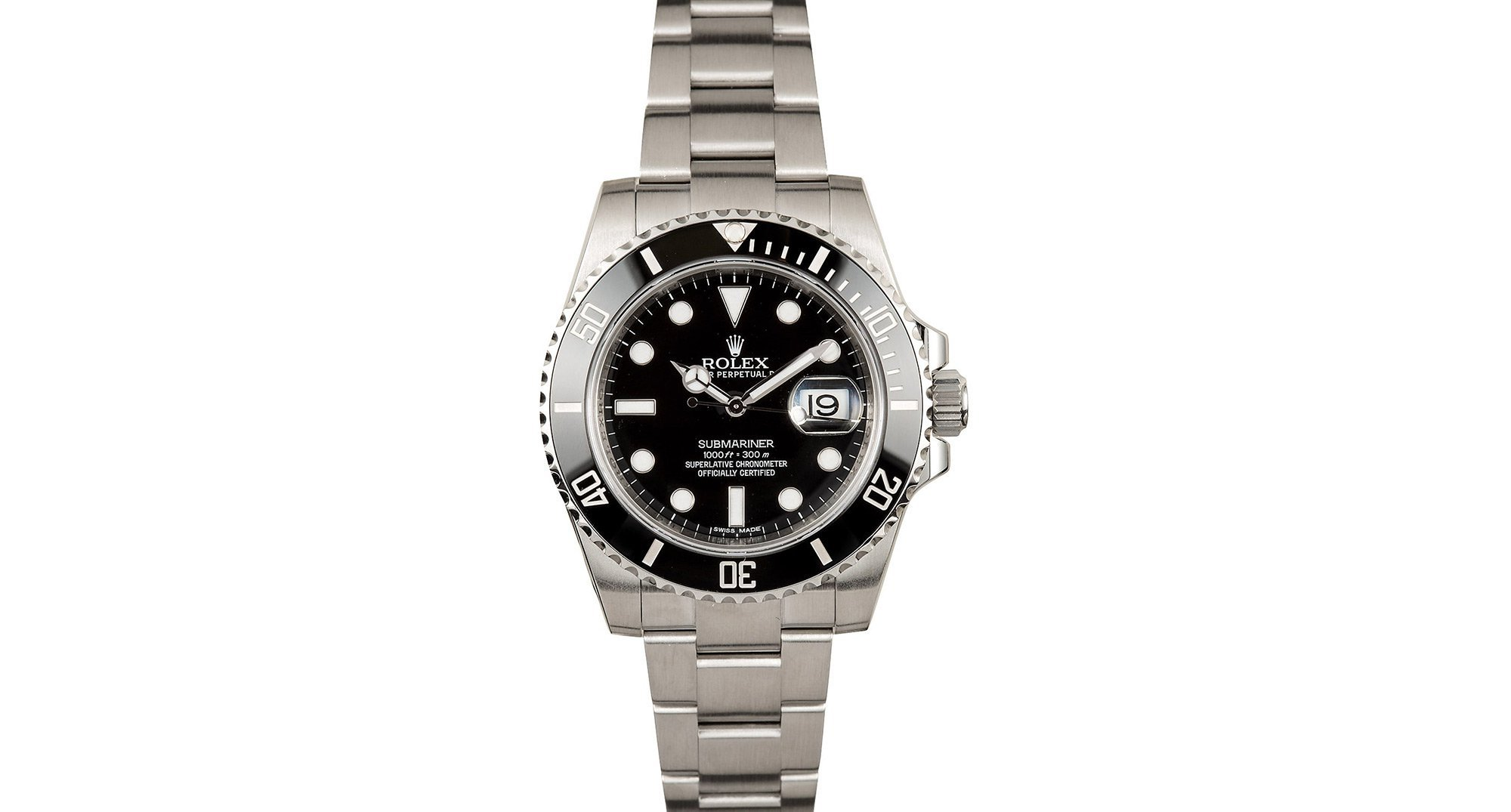 new rolex submariner watch