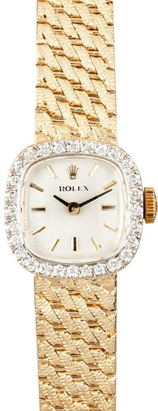 42fb7cdd57e 145 Certified Pre-Owned Ladies Rolex watches for Sale | Bob's Watches