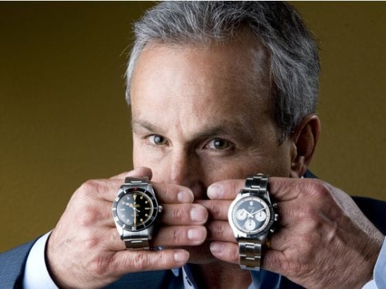 Paul Altieri Submariner Daytona Paul Newman