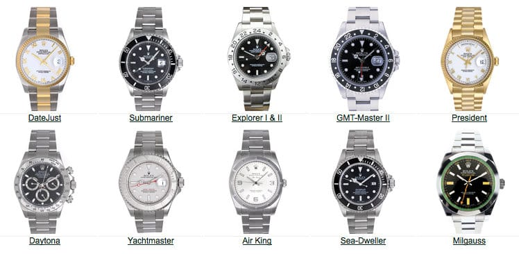 Rolex Buyers Bob S Watches Buys Rolex At The Best Prices Pre