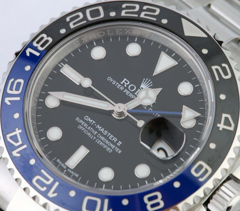 gmt master II reference 116710