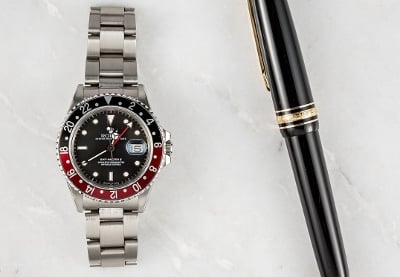 Rolex GMT Master Fat Lady