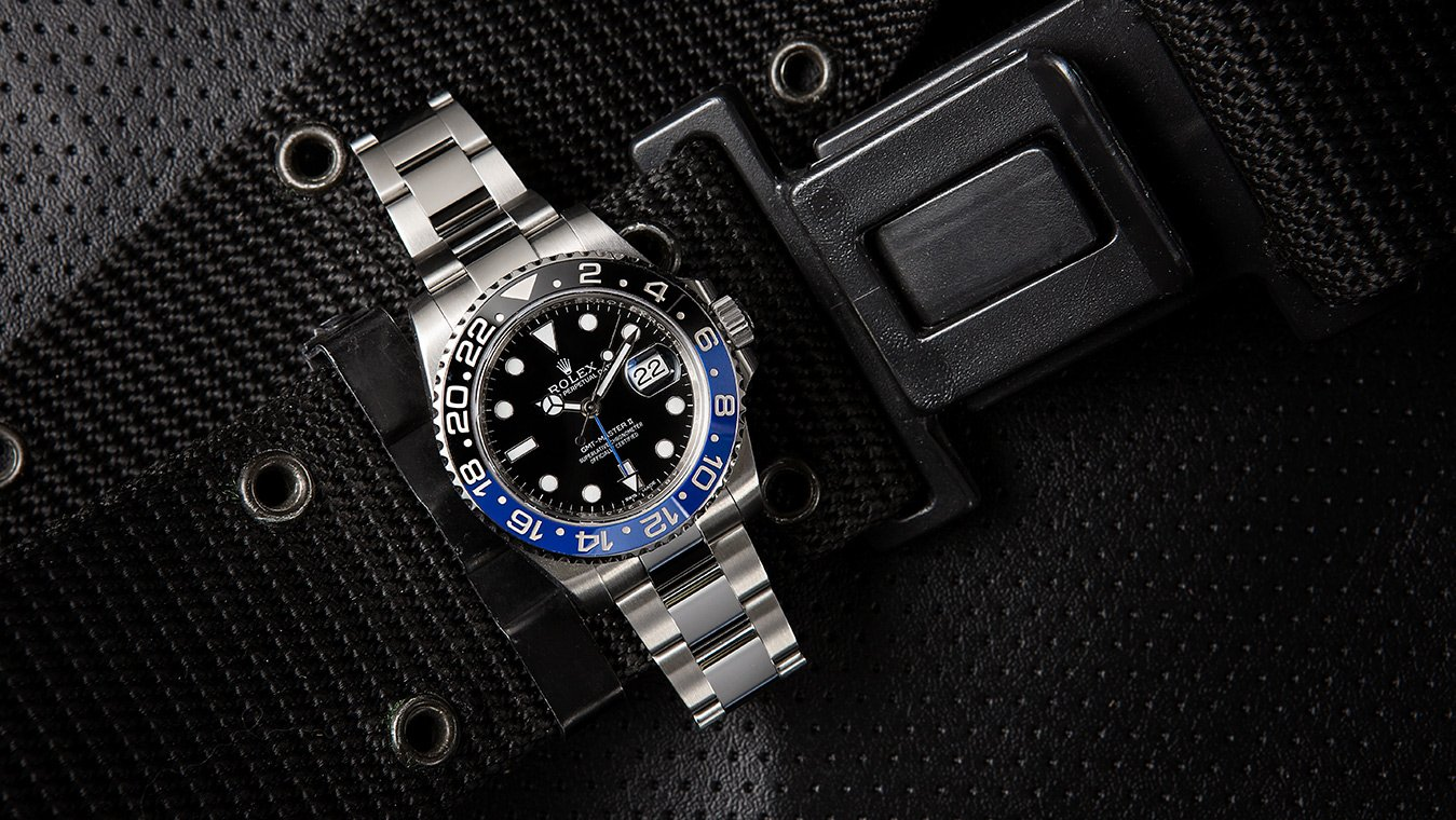 187b388d7b7 Rolex GMT Master History - Bob s Watches Wristwatch Guide