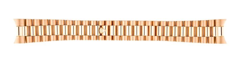rolex president gold strap