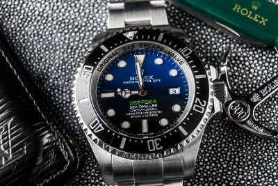 Rolex Sea Dweller James Cameron