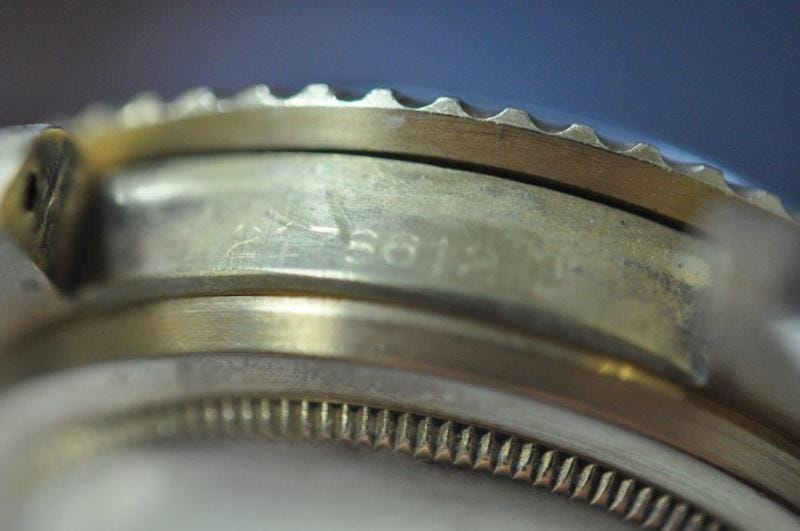 how to find rolex serial numbers
