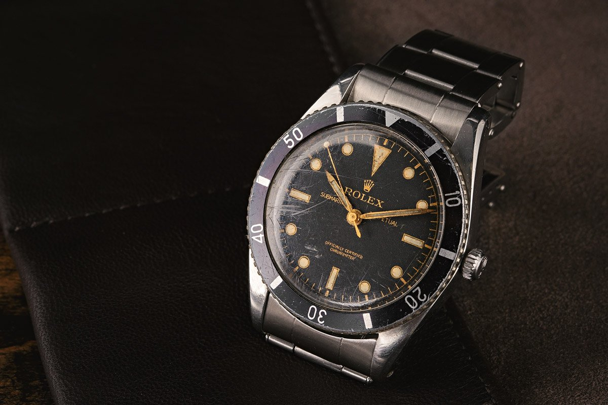 A Historical Look at the Rolex Submariner ref. 6204  032d7b6d5