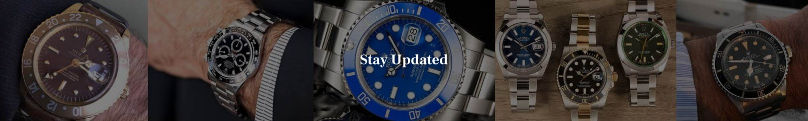 Stay up to date on vintage Rolex news with Bob's Watches