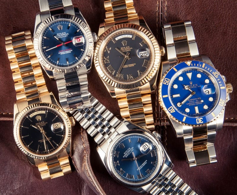 Used Rolex Prices Lists Guides And Pricing Bob S Watches