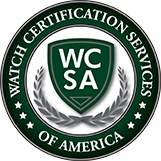 Watch Certification Services of America