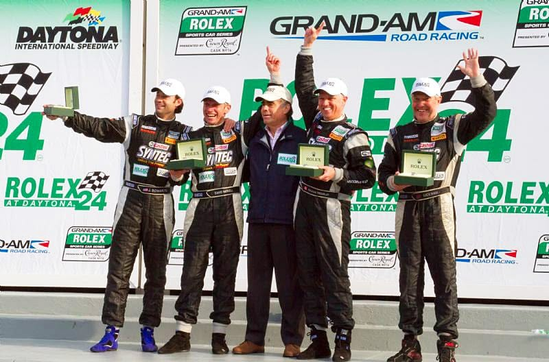 winners of rolex 24 daytona