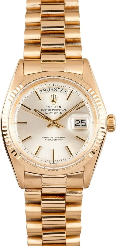 Presidential Rolex Day Date Gold