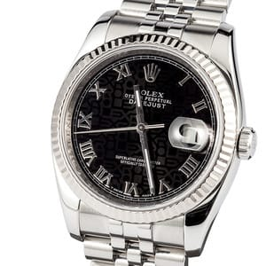 Rolex Datejust Mens Automatic Watch 116234WRJ