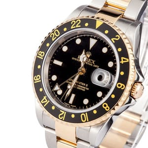 Rolex GMT Master II 16713 Watch