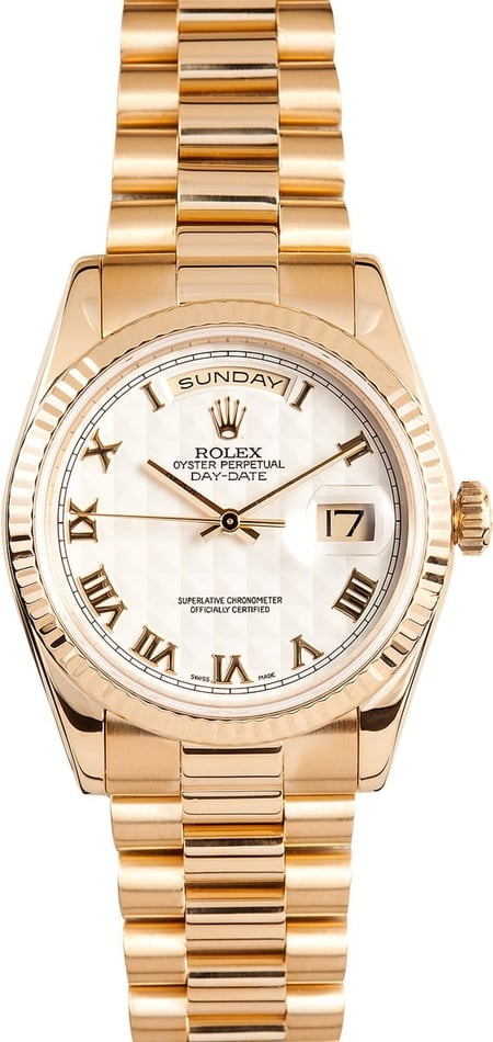 Rolex Presidential 118238 Day Date