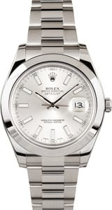 Rolex DateJust II 41mm Random Serial