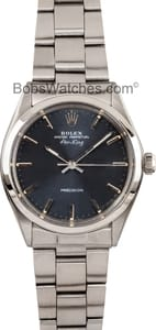 Used Men's Rolex Air-King Stainless Steel 5500