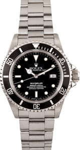 Rolex Sea-Dweller 16600 Stainless at Bob's Watches