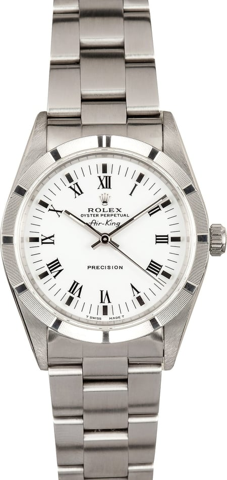 Used Rolex Air King 14010